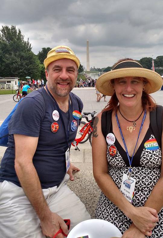 William Gautreaux & Beth Deitch