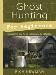 BOOK REVIEW: Ghost Hunting for Beginners