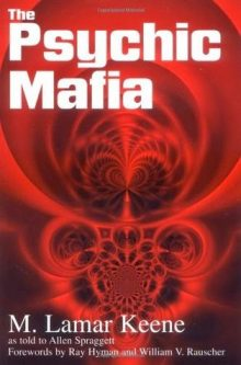 BOOK REVIEW: Psychic Mafia by M. Lamar Keene