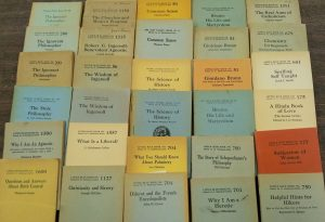 Some of the Little Blue Books